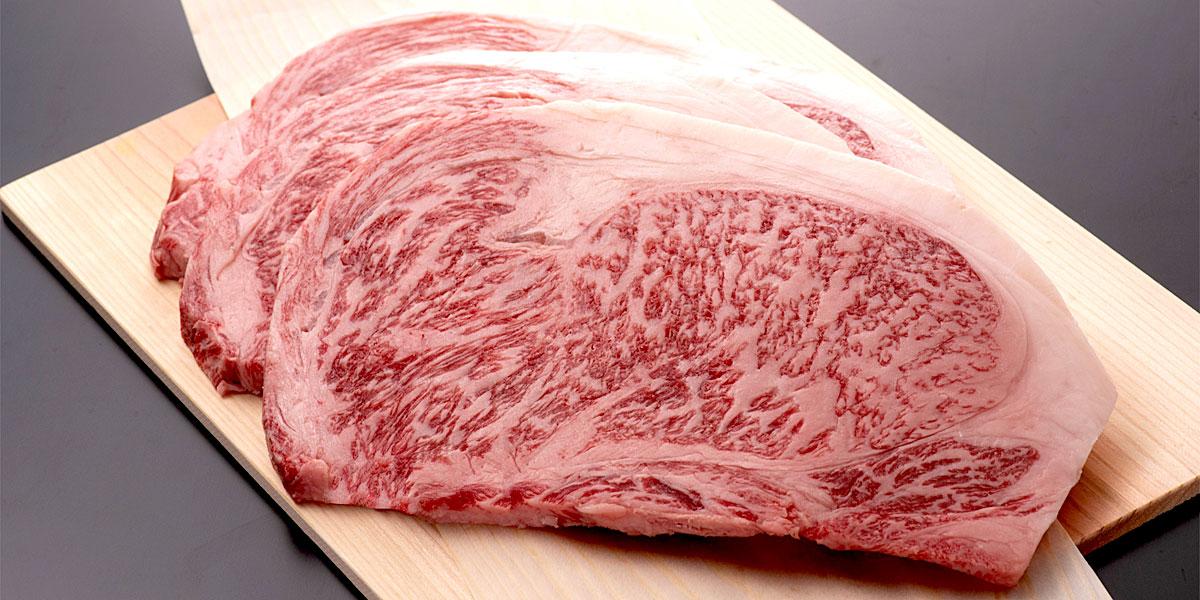 若狭牛のステーキ | 牛若丸精肉店